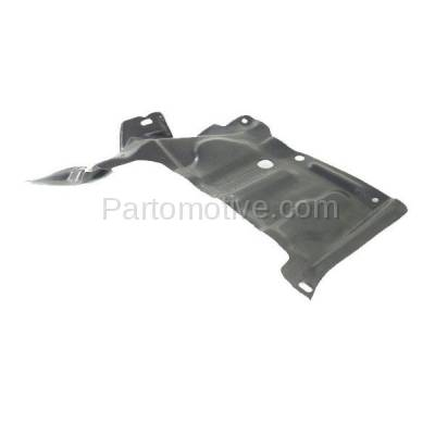 Aftermarket Replacement - ESS-1579R 01-05 RAV4 Engine Splash Shield Under Cover w/Auto Trans. Right Side TO1228123 - Image 2