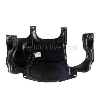 Aftermarket Replacement - ESS-1473 02-07 C230 Rear Engine Splash Shield Under Cover Undercar MB1228118 2035242730 - Image 1
