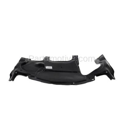 Aftermarket Replacement - ESS-1473 02-07 C230 Rear Engine Splash Shield Under Cover Undercar MB1228118 2035242730 - Image 2