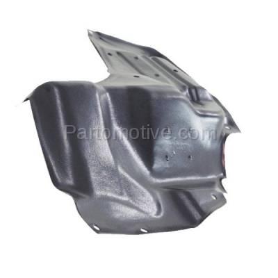 Aftermarket Replacement - ESS-1581L 03-08 Matrix Engine Splash Shield Under Cover Manual Trans Driver Side TO1228156 - Image 3