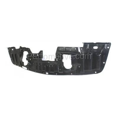 Aftermarket Replacement - ESS-1502 08-15 Lancer Front Engine Splash Shield Under Cover Undercar MI1228113 5379A537 - Image 2