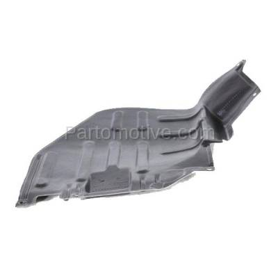 Aftermarket Replacement - ESS-1571L 02-07 Aerio Engine Splash Shield Under Cover Manual Trans. Driver Side SZ1248113 - Image 2