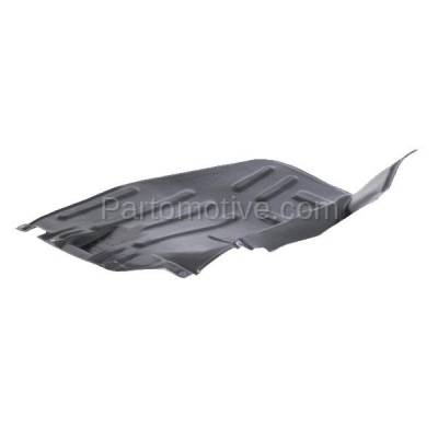 Aftermarket Replacement - ESS-1571L 02-07 Aerio Engine Splash Shield Under Cover Manual Trans. Driver Side SZ1248113 - Image 3