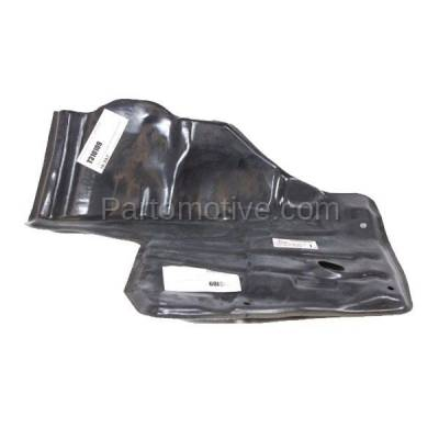 Aftermarket Replacement - ESS-1582L 88-92 Corolla Front Engine Splash Shield Under Cover w/Manual Trans Driver Side - Image 3