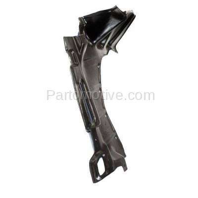 Aftermarket Replacement - ESS-1574R 01-03 Prius Engine Splash Shield Under Cover Passenger Side TO1228161 5144147010 - Image 3