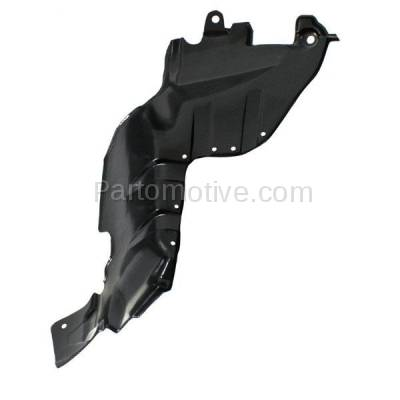 Aftermarket Replacement - ESS-1561L 09-13 Forester Engine Splash Shield Under Cover w/o Turbo Driver Side SU1228102 - Image 1
