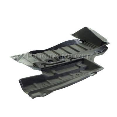 Aftermarket Replacement - ESS-1540L Front Engine Splash Shield Under Cover Fits 93-97 Altima Driver Side 758991E400 - Image 2