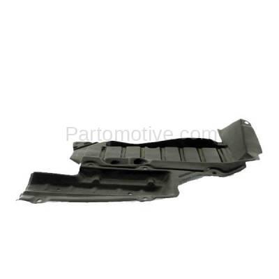 Aftermarket Replacement - ESS-1540L Front Engine Splash Shield Under Cover Fits 93-97 Altima Driver Side 758991E400 - Image 3