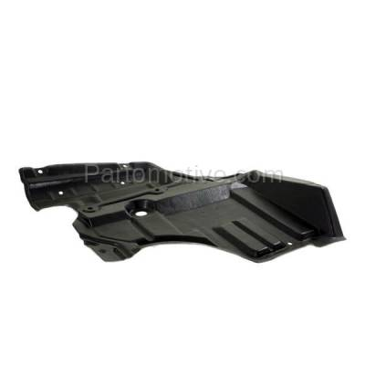 Aftermarket Replacement - ESS-1540R Front Engine Splash Shield Under Cover Fits 93-97 Altima Right Side 758981E400 - Image 3