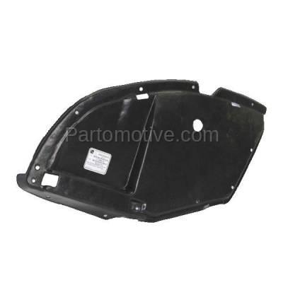 Aftermarket Replacement - ESS-1504R 04-12 Galant Front Engine Splash Shield Under Cover RH Passenger Side 6405A177 - Image 2