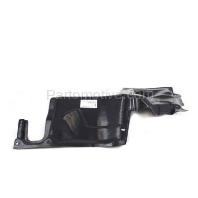 Aftermarket Replacement - ESS-1430L 93-02 626 Engine Splash Shield Under Cover Left Driver Side MA1228106 GA2A56341A - Image 1