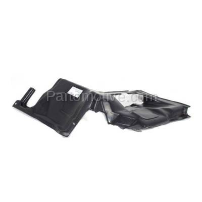 Aftermarket Replacement - ESS-1430L 93-02 626 Engine Splash Shield Under Cover Left Driver Side MA1228106 GA2A56341A - Image 2