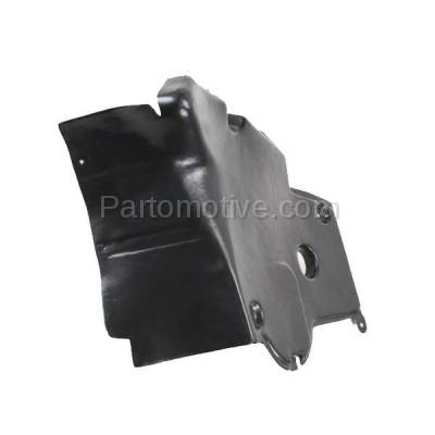 Aftermarket Replacement - ESS-1471L 92-99 S-Class Rear Engine Splash Shield Under Cover Guard Driver Side 1405241530 - Image 3