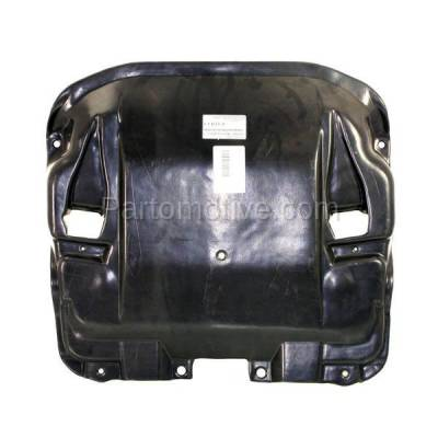 Aftermarket Replacement - ESS-1455 00-06 S-Class Center Engine Splash Shield Under Cover Guard MB1228126 2205242330 - Image 1