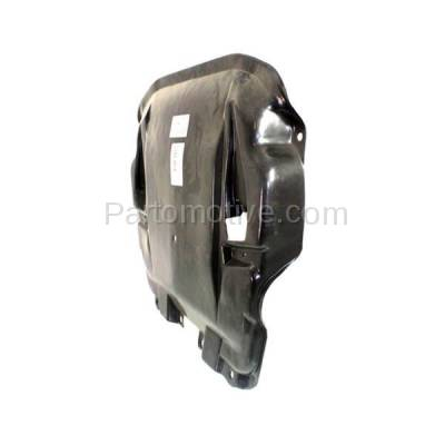 Aftermarket Replacement - ESS-1455 00-06 S-Class Center Engine Splash Shield Under Cover Guard MB1228126 2205242330 - Image 2