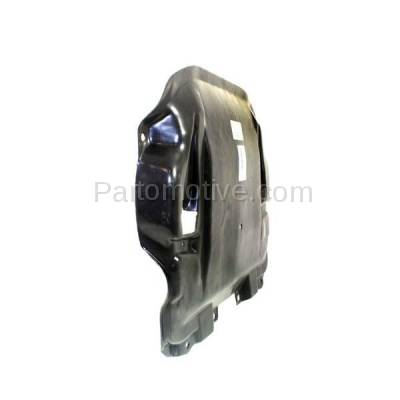 Aftermarket Replacement - ESS-1455 00-06 S-Class Center Engine Splash Shield Under Cover Guard MB1228126 2205242330 - Image 3