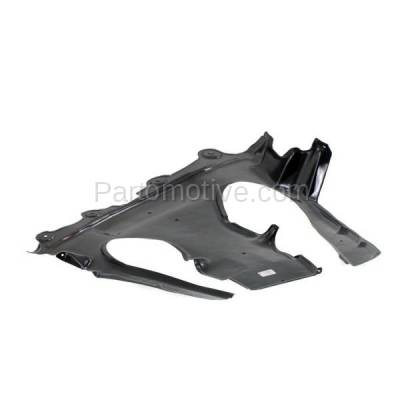 Aftermarket Replacement - ESS-1442 07-14 CL-Class Rear Engine Splash Shield Under Cover Guard MB1228153 2215242830 - Image 2