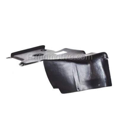 Aftermarket Replacement - ESS-1471R 92-99 S-Class Rear Engine Splash Shield Under Cover Guard Right Side 1405240330 - Image 2