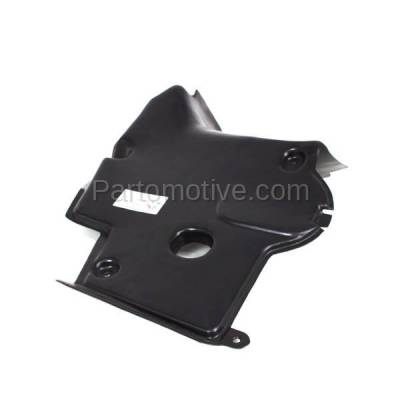 Aftermarket Replacement - ESS-1471R 92-99 S-Class Rear Engine Splash Shield Under Cover Guard Right Side 1405240330 - Image 3