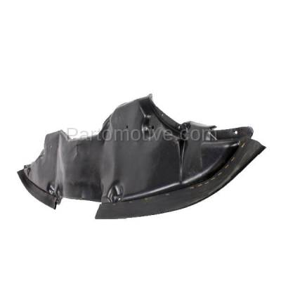 Aftermarket Replacement - ESS-1472 92-99 S-Class Front Engine Splash Shield Under Cover Guard MB1228114 1405241430 - Image 2