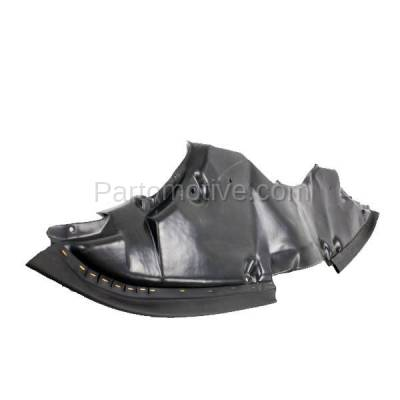 Aftermarket Replacement - ESS-1472 92-99 S-Class Front Engine Splash Shield Under Cover Guard MB1228114 1405241430 - Image 3