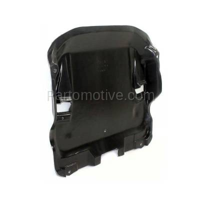Aftermarket Replacement - ESS-1456 00-06 S-Class Center Engine Splash Shield Under Cover Guard MB1228125 2205240730 - Image 3