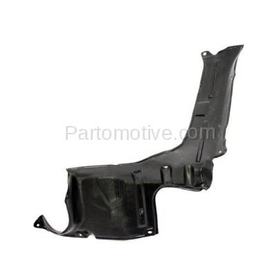 Aftermarket Replacement - ESS-1420R 02-06 MPV Engine Splash Shield Under Cover RH Passenger Side MA1251108 LD4756321 - Image 3