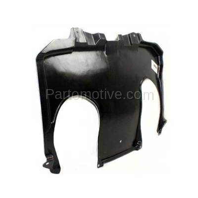Aftermarket Replacement - ESS-1468 00-06 S-Class Rear Engine Splash Shield Under Cover Guard MB1228117 2205246330 - Image 3