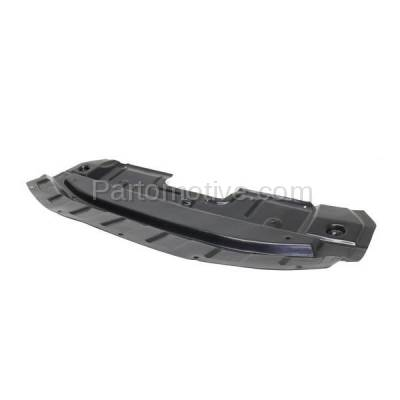 Aftermarket Replacement - ESS-1509 Engine Splash Shield Under Cover Fits 07-12 Sentra SER 2.5L NI1228133 75892ET80A - Image 2