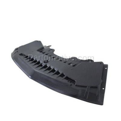Aftermarket Replacement - ESS-1432 07-14 CL-Class 10-13 S400 Front Engine Splash Shield Under Cover Guard MB1228162 - Image 2