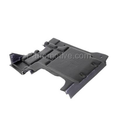 Aftermarket Replacement - ESS-1433L 98-03 CLK-Class Engine Splash Shield Under Cover Guard LH Driver Side MB1228138 - Image 2