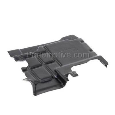 Aftermarket Replacement - ESS-1433L 98-03 CLK-Class Engine Splash Shield Under Cover Guard LH Driver Side MB1228138 - Image 3