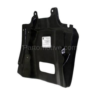 Aftermarket Replacement - ESS-1495L 03-06 Outlander Front Engine Splash Shield Under Cover LH Driver Side MI1228124 - Image 2
