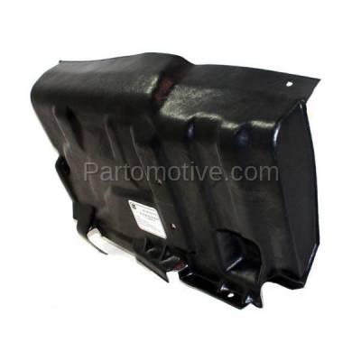 Aftermarket Replacement - ESS-1496L 97-04 Diamante Engine Splash Shield Under Cover Driver Side MI1228122 AW344165 - Image 2