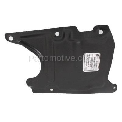 Aftermarket Replacement - ESS-1383L 10 11 12 HS250h Engine Splash Shield Under Cover Undercar Driver Side 5144475010 - Image 1
