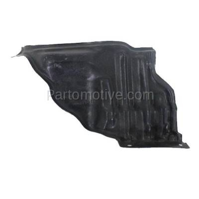 Aftermarket Replacement - ESS-1384R 95-00 LS400 Rear Engine Splash Shield Under Cover Guard Passenger Side LX1228113 - Image 2