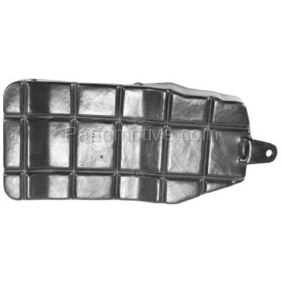 Aftermarket Replacement - ESS-1318L Engine Splash Shield Under Cover Undercar For 00-06 Accent Driver Side HY1228110 - Image 1