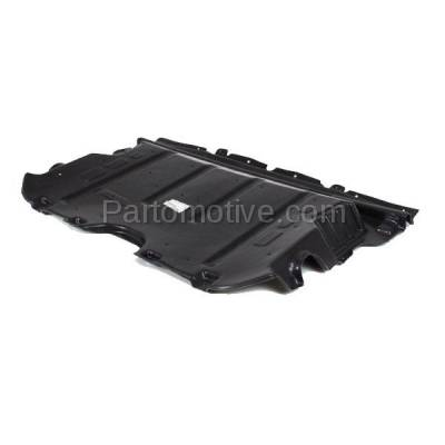 Aftermarket Replacement - ESS-1340 Front Lower Engine Splash Shield Under Cover For 06-08 FX35 IN1228120 75892CL80A - Image 1