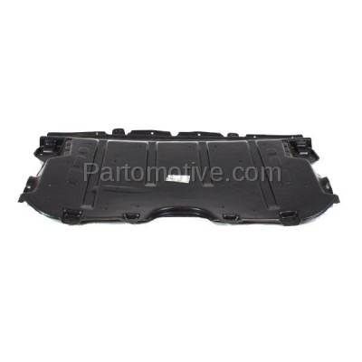 Aftermarket Replacement - ESS-1340 Front Lower Engine Splash Shield Under Cover For 06-08 FX35 IN1228120 75892CL80A - Image 2