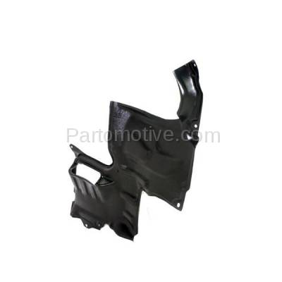 Aftermarket Replacement - ESS-1420L 02-06 MPV Engine Splash Shield Under Cover Left Driver Side MA1250108 LD4756341 - Image 2