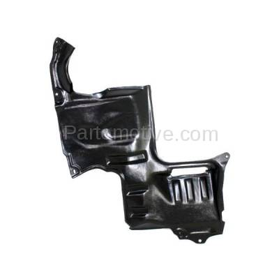 Aftermarket Replacement - ESS-1420L 02-06 MPV Engine Splash Shield Under Cover Left Driver Side MA1250108 LD4756341 - Image 3