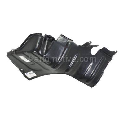 Aftermarket Replacement - ESS-1320L Front Engine Splash Shield Under Cover For 95-99 Accent LH Driver Side HY1228102 - Image 2