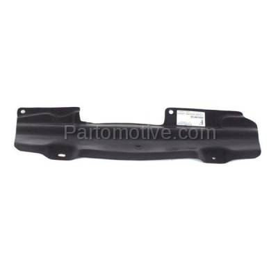 Aftermarket Replacement - ESS-1343 Front Lower Engine Splash Shield Under Cover Fits 99-02 G20 IN1228102 758922J500 - Image 2