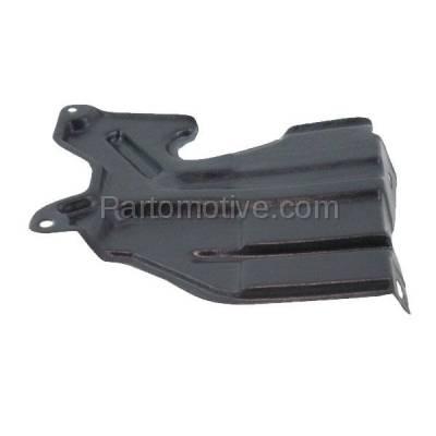 Aftermarket Replacement - ESS-1331R 2007-2013 Infiniti/Nissan G25/G35/G37/EX35/EX37 & 2009-2019 370Z & 2014-2017 Q40/Q60/QX50 Front Engine Splash Shield Right Side - Image 1