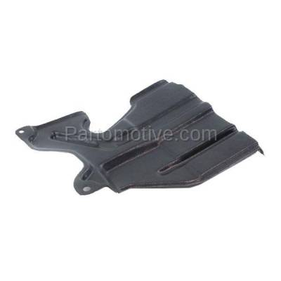 Aftermarket Replacement - ESS-1331R 2007-2013 Infiniti/Nissan G25/G35/G37/EX35/EX37 & 2009-2019 370Z & 2014-2017 Q40/Q60/QX50 Front Engine Splash Shield Right Side - Image 2