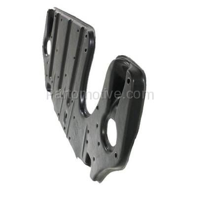 Aftermarket Replacement - ESS-1391 10-15 RX450h, 11-15 Sienna Rear Engine Splash Shield Under Cover Guard LX1228131 - Image 1
