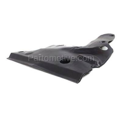 Aftermarket Replacement - ESS-1322R Engine Splash Shield Under Cover Fits 08-11 Azera Right Passenger Side HY1228158 - Image 2