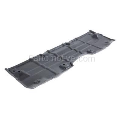 Aftermarket Replacement - ESS-1390 10-15 RX350 Front Engine Splash Shield Under Cover Undercar LX1228130 514410E020 - Image 1