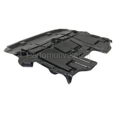 Aftermarket Replacement - ESS-1377 11-13 IS-250/350 RWD Front Engine Splash Shield Under Cover LX1228143 5141053120 - Image 1