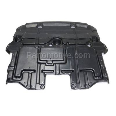 Aftermarket Replacement - ESS-1377 11-13 IS-250/350 RWD Front Engine Splash Shield Under Cover LX1228143 5141053120 - Image 2